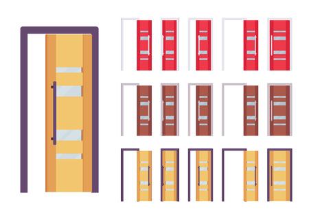 2708c5b0988d Doors modern set