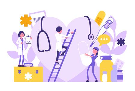 Doctors, general practitioners working