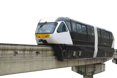 monorail: Monorail Stock Photo