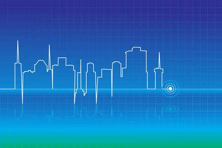 Pulse of city