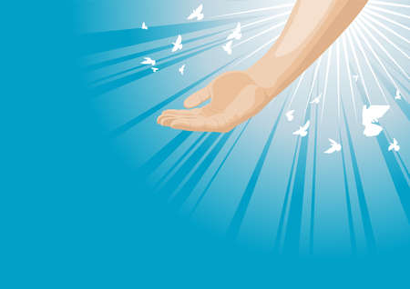 spirit: gods hand