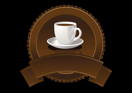 for coffee design Vector