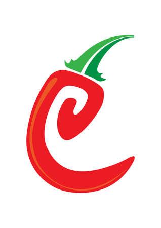 chili papier symbole