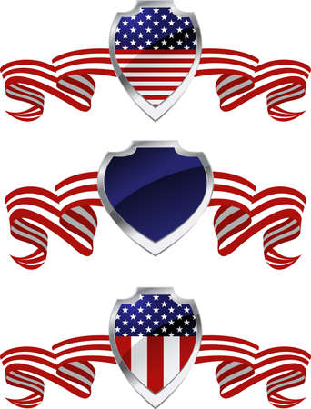 American protection symbols