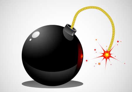bomb Stock Vector - 5844753