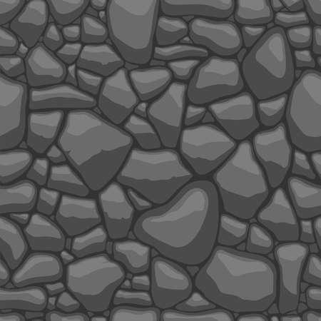 rubble: Perfecta textura de piedras en colores gris