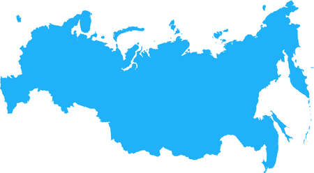 cray: Russian Federation Map