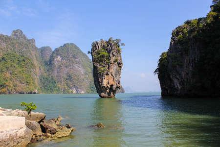 phangnga: Phang-Nga, Thailand Stock Photo