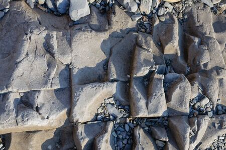 Abstract background of natural stone. Details of Sandstone texture or abstract background.