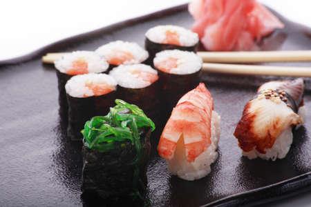 japon food: Sushi d�finie Japon alimentaire