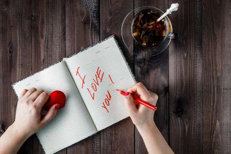 part of me: declaraci�n de escritura femenina de amor en el diario