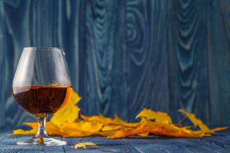 seasonal: Seasonal alcohol drinking Stock Photo