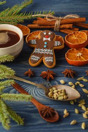 gingerbread cookies: Gingerbread Man Cookies