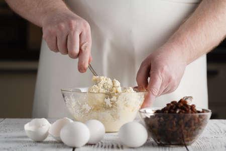 stewing: chef preparing food