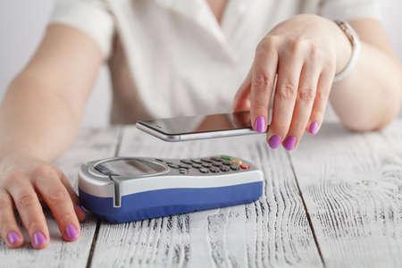 nfc: Contactless Nfc payment