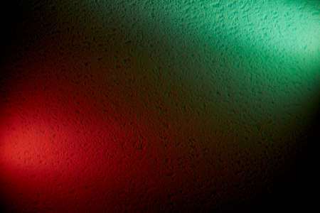Headlights of two lamps on a textural background Imagens