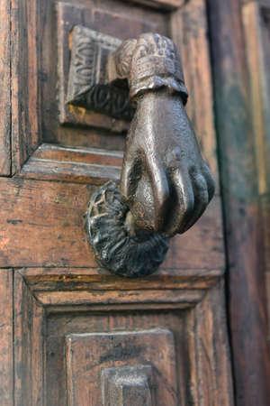 the handle: tirador