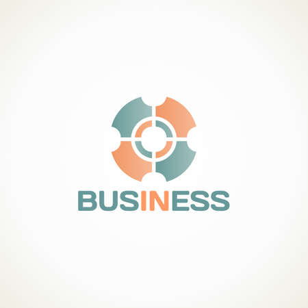 stern: in business logo. vector format. Illustration