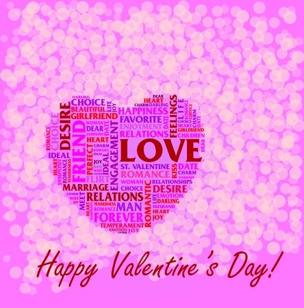 st valentine: D�a de San Valent�n collage