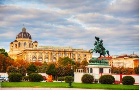karl: Monument dedicated to Archduke Charles of Austria (Erzherzog Karl) in Vienna