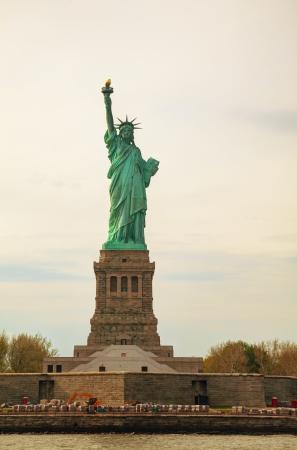 lady liberty: Estatua de la Libertad estatua en la ciudad de Nueva York
