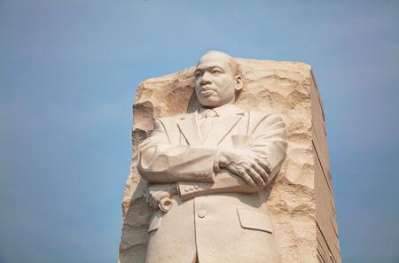 september 2: WASHINGTON, DC - SEPTEMBER 2: Martin Luther King, Jr memorial monument on September 2, 2015 in Washington, DC.