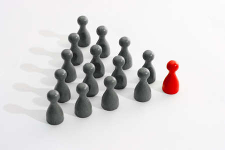 Leadership concept Stock Photo - 7880315