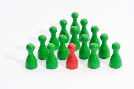 Leadership concept Stock Photo - 8260976