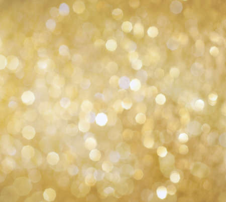 Abstract background of holiday glittering lights photo