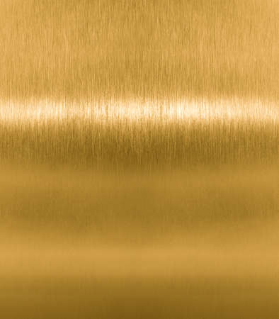 brass or golden metal texture photo