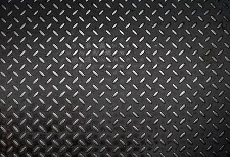 grunge diamond metal background Stock Photo - 9437704