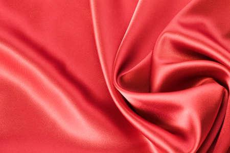 red satin or silk background photo