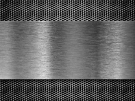 grate: metal plate over grate