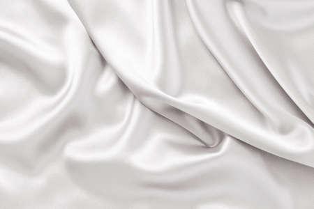 white satin or silk background photo