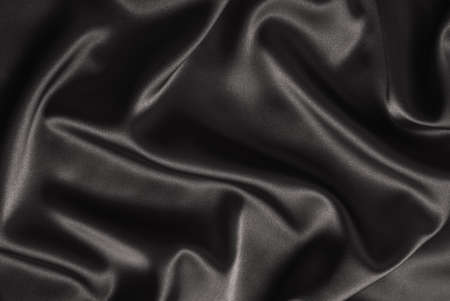 crease: black satin or silk background