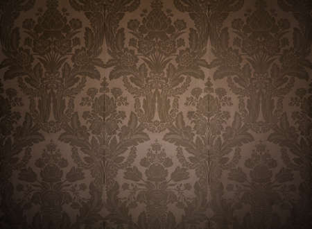 vintage wallpaper from king photo