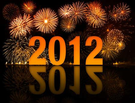 2012 Stock Photo - 11333716