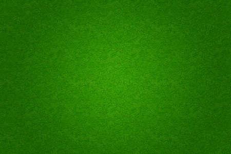 groene gras voetbal of golf veld achtergrond Stockfoto