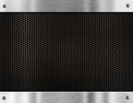 metal mesh: metal grate background