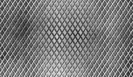 diamond metal floor industrial background Stock Photo - 12610090