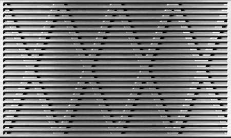 metal grate: aluminum metal grate industrial background