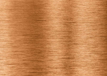 brushed: bronze metal texture background