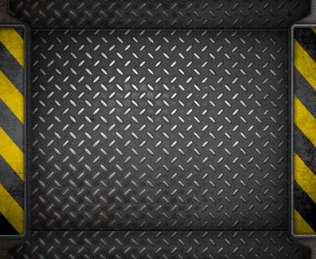 metal background template Stock Photo - 14898521