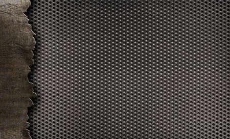 grunge metal background Stock Photo - 15089476