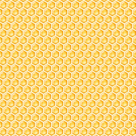 honeycomb background Stock Photo - 15961616