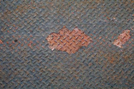 rusty metal texture Stock Photo - 16248879