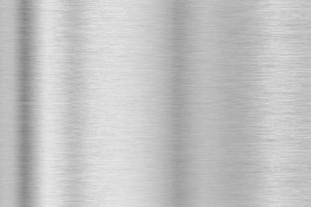brushed aluminum: perfect metal texture background  extra large  high quality