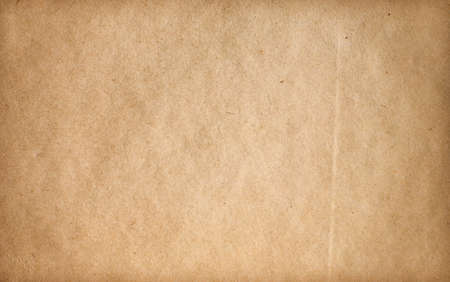 brown: grunge old paper texture Stock Photo