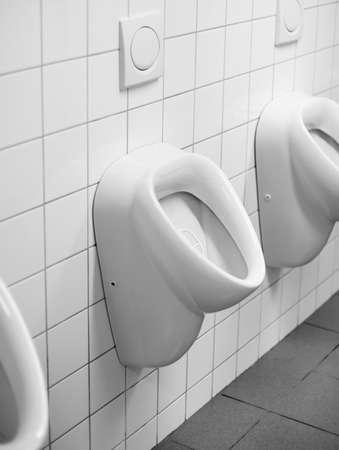 urinal: Urinal close up
