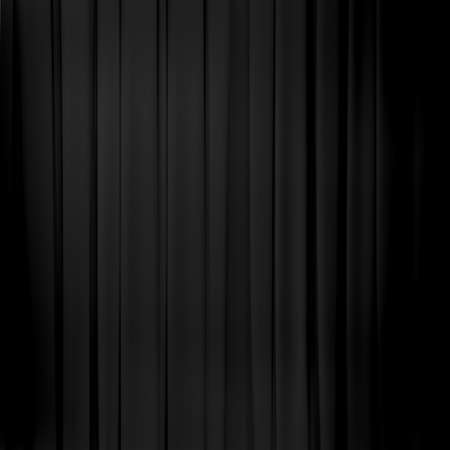 solemn: curtain or drapes black background